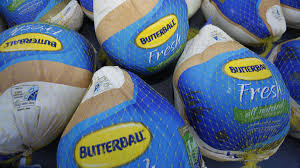 butterball turkeys on sale there s a shortage of large fresh butterball turkeys quartz