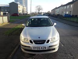 saab 9 3 1 9 tdi 2005 desirable 6 speed manual gearbox mot
