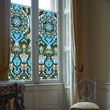 stained glass door film get 20 contemporary window film ideas on pinterest without