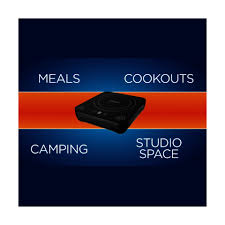 Walmart Nuwave Cooktop Oster Personal Induction Cooktop 1 0 Ct Walmart Com