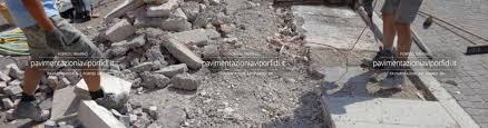 Pietra Di Luserna Prezzi by Pavimenti Per Esterni Riparazioni E Ripristino Pavimentazioni In