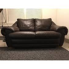 Leather Sofas For Sale On Ebay Sofa Nicoletti Marconi Brown Leather Sofa Aptdeco Corner Bed 1500
