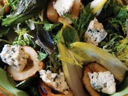roasted pear salad recipe food network