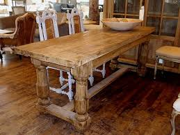 Rustic Kitchen Tables And Chairs Sets Reclaimed Wood Farm - Rustic wood kitchen tables
