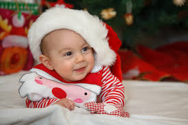 baby boy christmas christmas baby boy free stock photo domain pictures