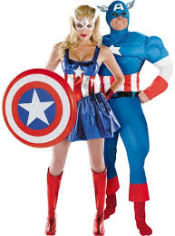 Captain America Halloween Costumes Captain America American Dream Deluxe Costume 59 99