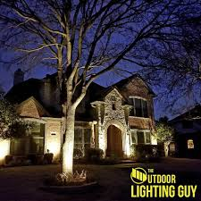 Landscape Lighting Plano Home The Outdoor Lighting