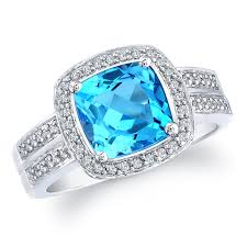 rings topaz images Designer blue topaz ring jpg