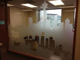 frosted glass office door 107 best frosted etched vinyl window graphics images on