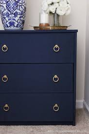 Ikea Drawer Pulls by Best 25 Navy Dresser Ideas On Pinterest Drawer Pulls Blue