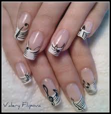 nail art 50 imposing french nail art images ideas french
