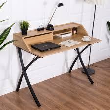 Schreibtisch Computer Schreibtisch Arbeitstisch Pc Tisch Bürotisch Computertisch