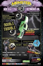 whr motorsports monster truck fall nationals deschutes county fair