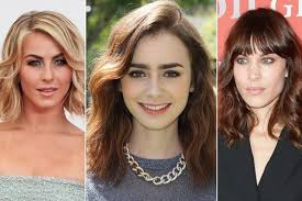 on trend the lob the hair trend of the moment the wavy lob hair trend report