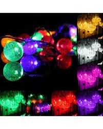 christmas lights bubble l amazing savings on 3m 20led battery bubble ball fairy string lights