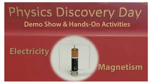 discovery days umd physics