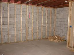 basement vapor barrier or not interior basement wall ideas not drywall inside satisfying how