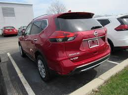 nissan rogue door handle new 2017 nissan rogue s sport utility in vandalia n17t229 beau