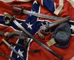 Battle Flag Of The Confederacy The Civil War Confederate Artifacts Battle Flag Confederate