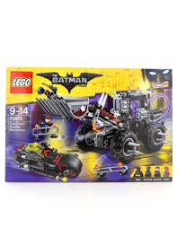 batman car lego lego batman movie two face double demolition 70915 building
