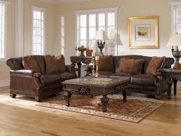 Elegant Livingroom by Fanciful Ashley Furniture Leather Living Room Sets Simple