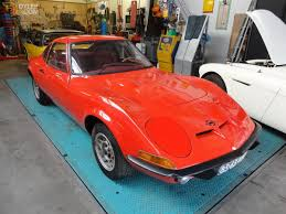 opel orange classic 1969 opel gt 1900 coupe for sale 867 dyler