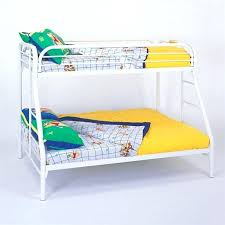 Discovery Bunk Bed White Metal Bunk Bed Coaster Metal