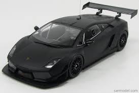 Lamborghini Gallardo Black - minichamps 151111100 scale 1 18 lamborghini gallardo lp600 4 gt3