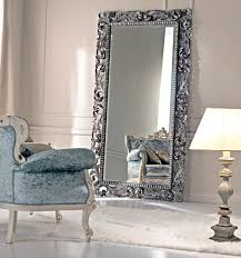Mirror Designs For Living Room - large floor mirror by philippe starck enhance your room beauty