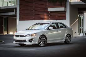 new mitsubishi mpv 2017 2017 mitsubishi lancer reviews and rating motor trend