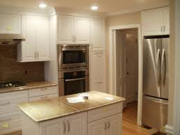 image of avanti compact kitchen design opening small space for