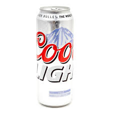 keystone light vs coors light coors light beer silver bullet 24oz can beer wine and