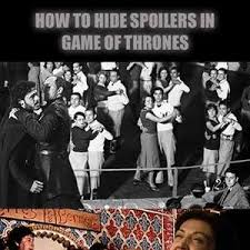 Red Wedding Meme - how to not spoil the red wedding by recyclebin meme center