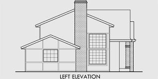 tudor house plan master bedroom on main floor house plans loft