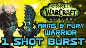 Bajheera Legion Arms Warrior Talent Guide Pve Pvp Evylyn How To Burst As Arms Fury In Legion Legion Alpha Guide