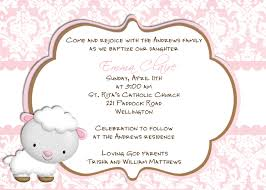 catholic baptism invitations dhavalthakur com
