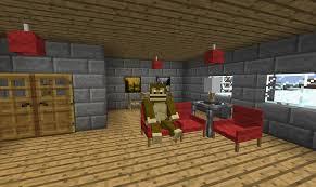 Minecraft Interior Design Furniture Creative Furniture Minecraft Decorating Idea