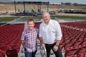 Flipping Vegas Fake by Get An Inside Look At Fivepoint Amphitheatre In Irvine Before It