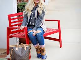 s boots style how to style duck boots cort in session