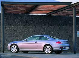 2005 bmw 645i review bmw 6 series coupe e63 specs 2003 2004 2005 2006 2007