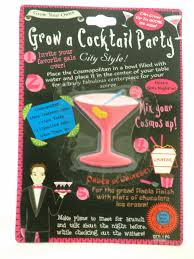 grow a cocktail novelty gift hen party superstore