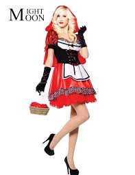 red riding hood halloween costumes compare prices on red riding hood costume online shopping