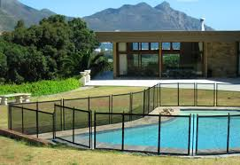 Small Backyard With Pool Landscaping Ideas by Inground Pool Fence Ideas Pool Design Ideas