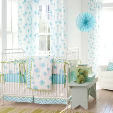 Curtains For Girls Nursery by Aqua Curtains For Nursery Wonderful Attractive Baby Blue Flower