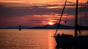 photo gallery u2013 mesmerizing cavtat sunset the dubrovnik times