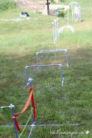 Backyard Obstacle Course Ideas Magic Obstacle Course For In The Backyard