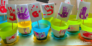 christmas crafts for kids to make as gifts homi craft mother day