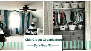 kids organization kids closet organization ddollar tree bins room tour youtube