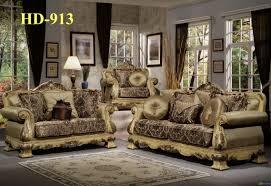 Luxury Sofa Set 2015 Traditional Leather Living Room Furniture Creditrestore Regarding