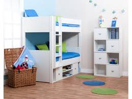 Bunk Bed With Storage And Desk White Bunk Beds With Storage And Desk Best Bunk Beds With
